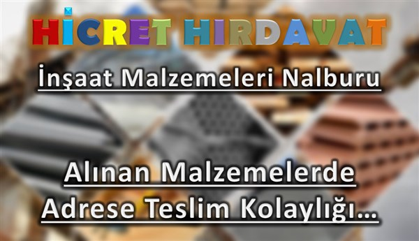 ADRESE TESLİMAT